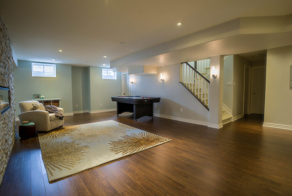 Laminate Flooring Is A Great Option For Basements